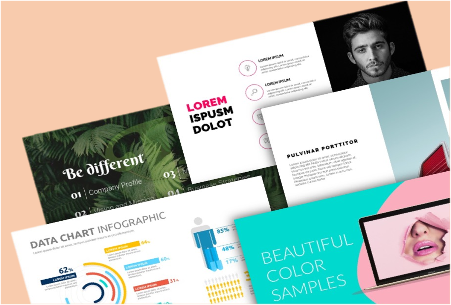 9 Simple Ways To Beautify Your PowerPoint Presentations In 2018 (Design Examples Included)