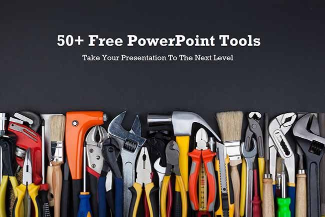 50+ Free Tools That Will Take Your PowerPoint Presentations To The Next Level