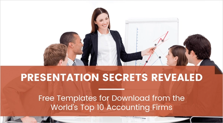 Accounting Presentation Secrets From World's Top 10 Firms