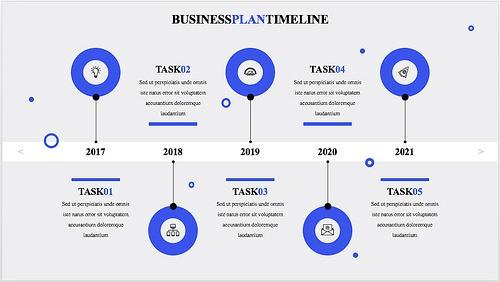 15 best timeline templates free editable custom designs professional business plan timeline template flashek Choice Image