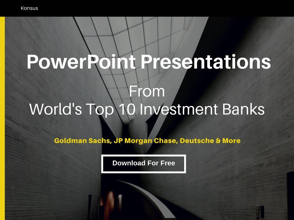 Free Banking Amp Finance Powerpoint Presentations From World