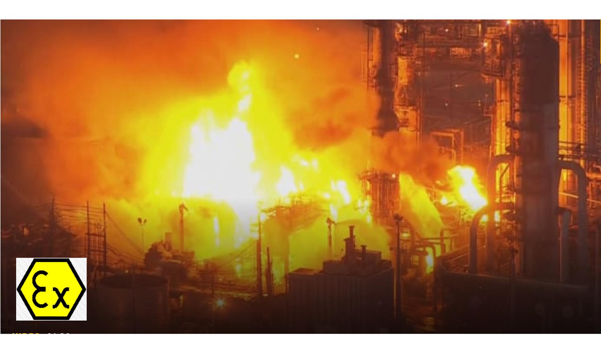 Explosionsschutz in der Industrie
