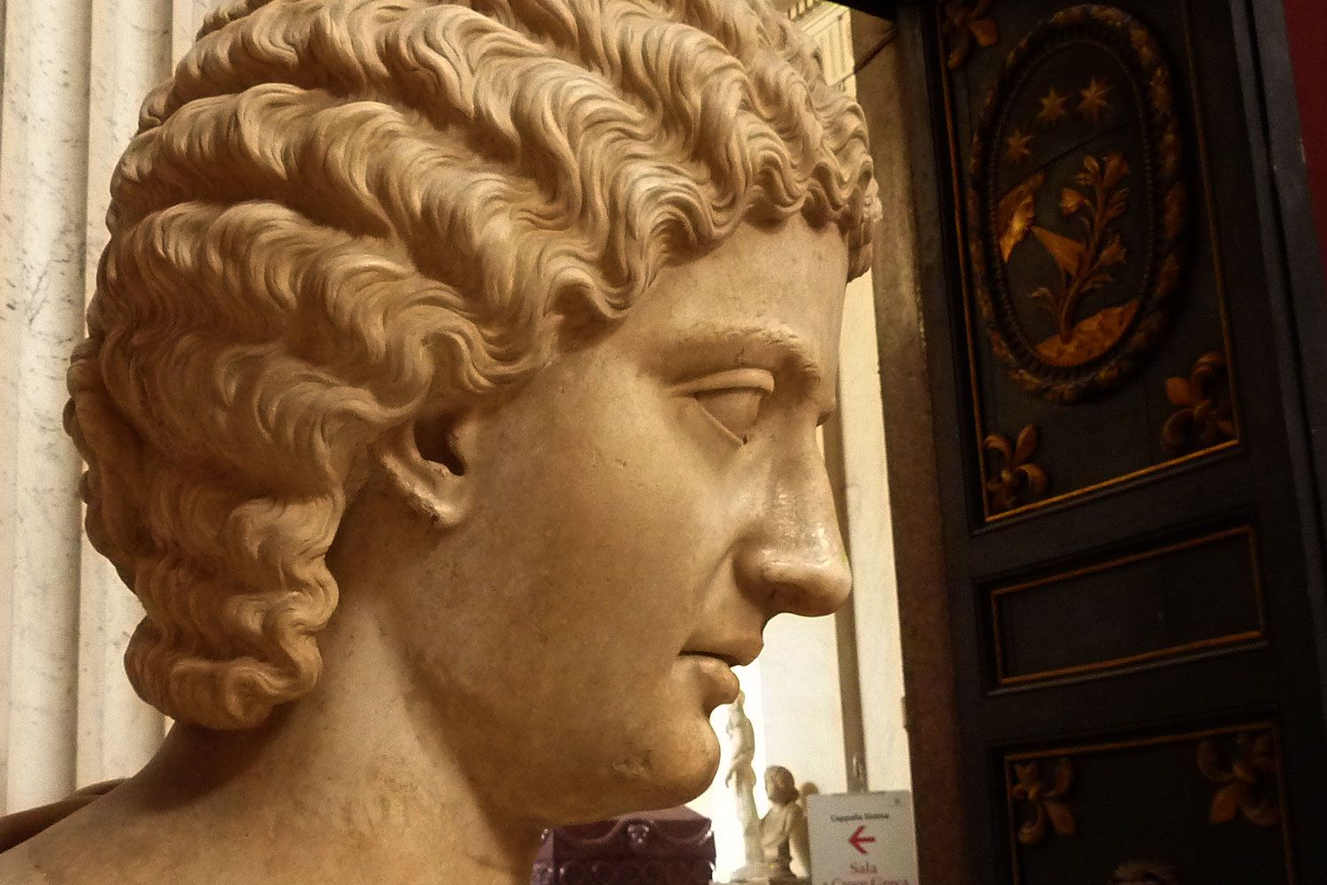Visiting the Vatican Museums in Rome