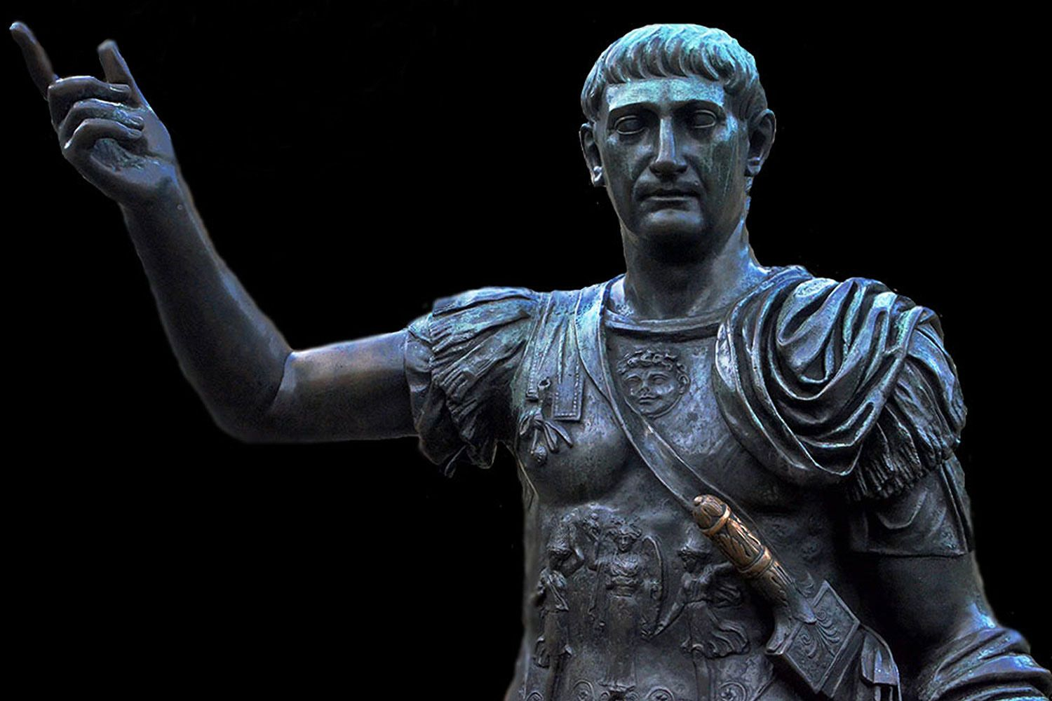 Who was Rome's most Celebrated Emperor?
