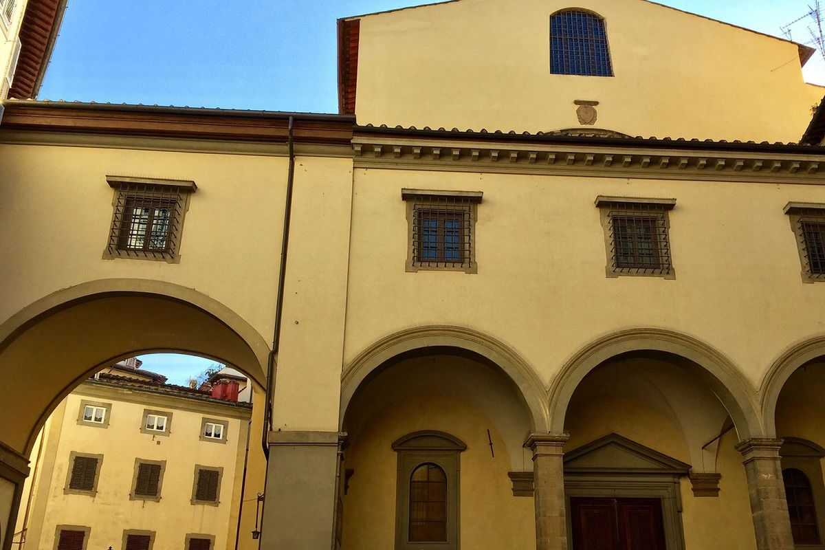 Santa Felecita in Florence