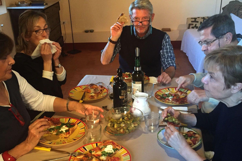The Italian kitchen has travelled around the world