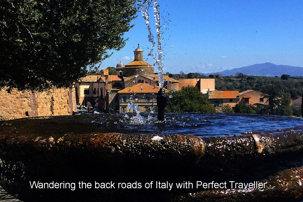 Wandering the back roads of Italy with Perfect Traveller