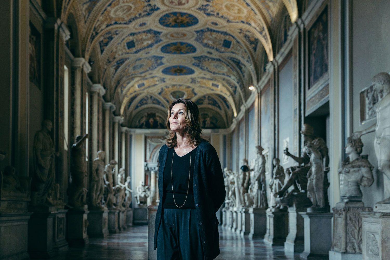 Barbara Jatta director of the Vatican Museums since December 2016