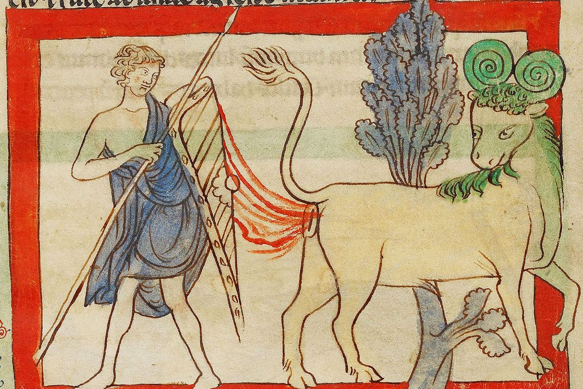 """Animals farting was """"not"""" a Medieval tactic of warfare."""