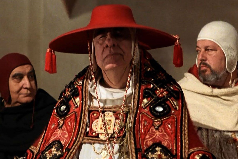 Cardinal Bertrando Del Poggetto