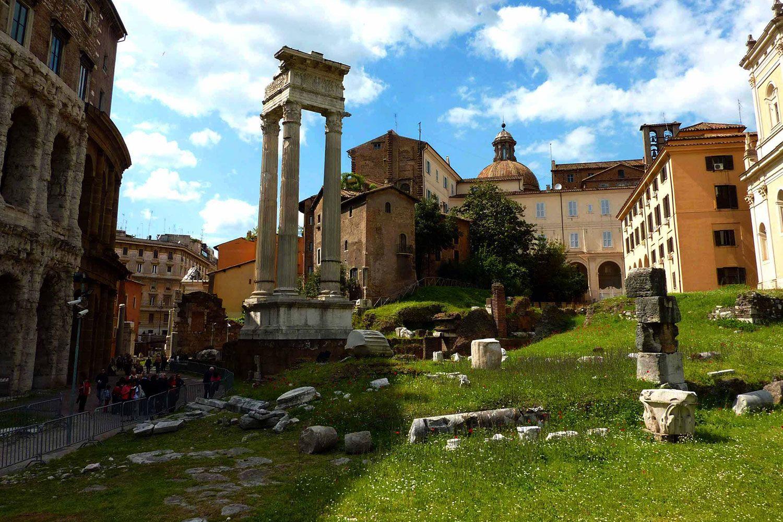 Temple of Apollo in Rome