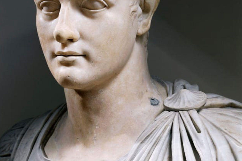 A young, relatively sane Caligula