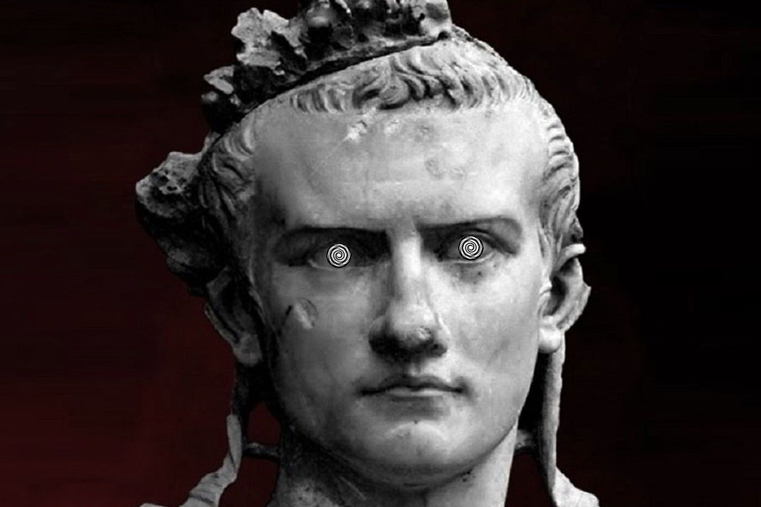 Power tends to corrupt, and absolute power corrupts absolutely, and if you add a touch of sexual perversion, and a twist of insanity you begin to paint a reasonable picture of Caligula who was the third Roman emperor, ruling from AD 37 to 41.