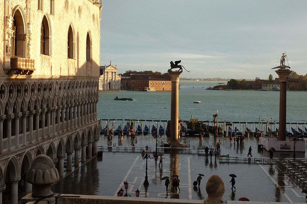 The glory, history and existence of Venice needs to be protected by all of the world.