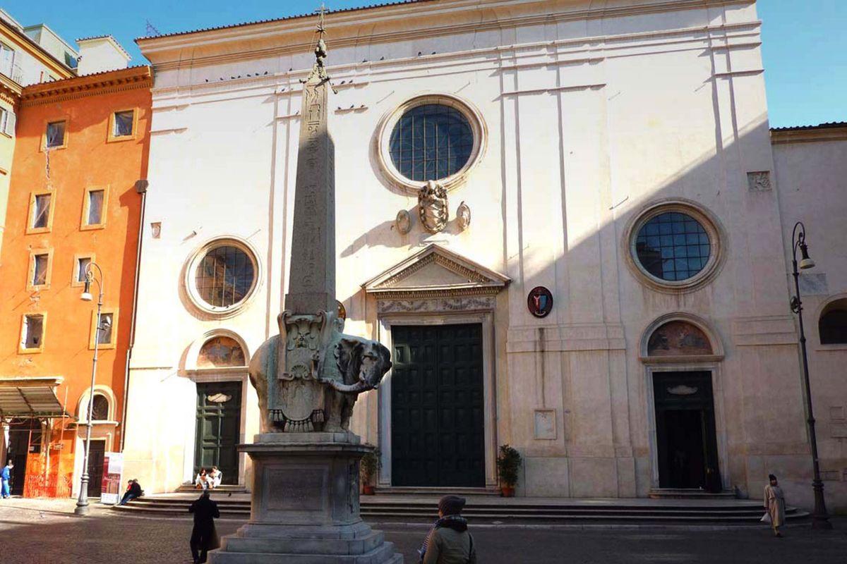 S. Maria sopra Minerva in Rome