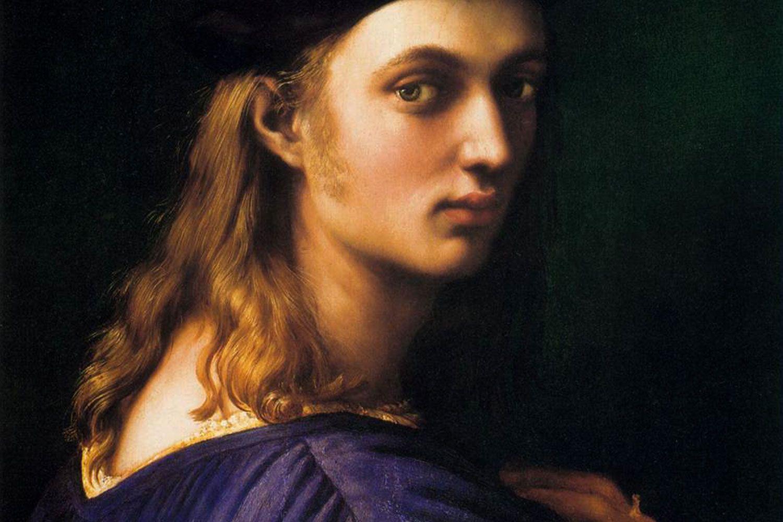 Portrait of Bindo Altoviti (1512-15) National Gallery of Art Washington