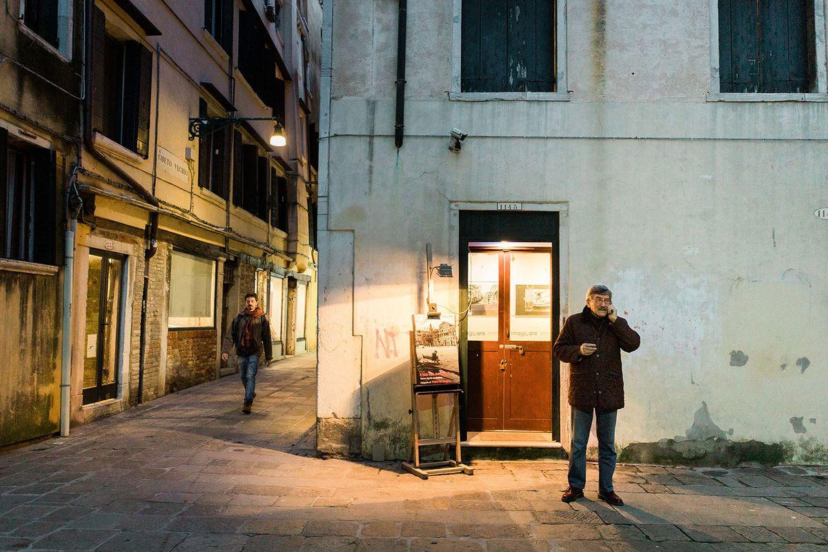 The old quarter of Cannaregio in Venice.