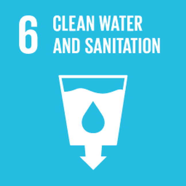 UN Sustainable Development Goals Clean Water and Sanitation