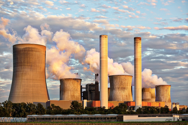 Pollution grant