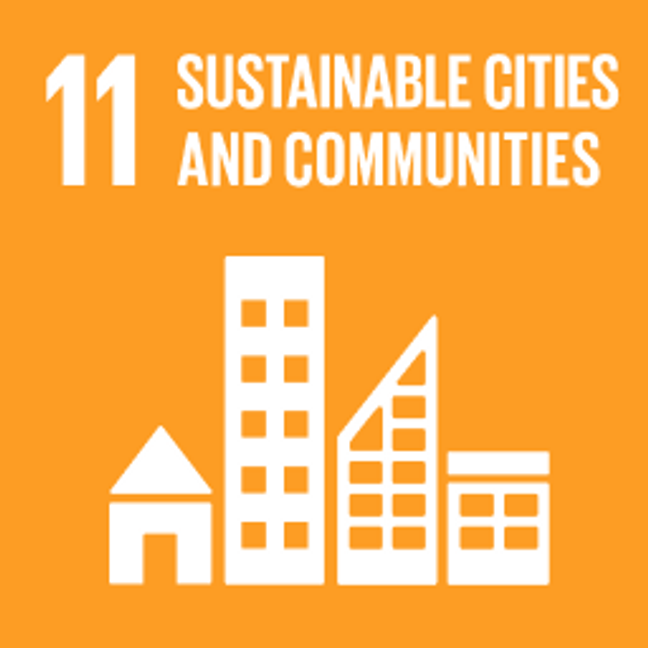 UN Sustainable Development Goals Sustainable Cities and Communities