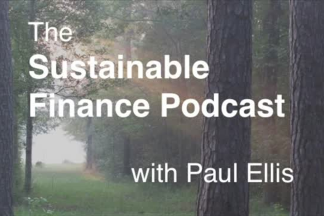 Sustainable Finance Podcast