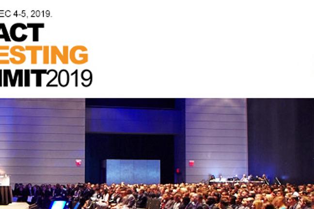 Impact Investing Summit 2019