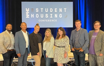 SmartRent's Student Housing team at NMHC Student Housing Conference 2021.