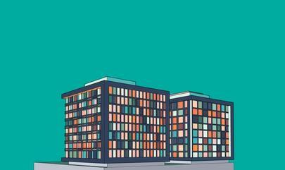 apartment illustration