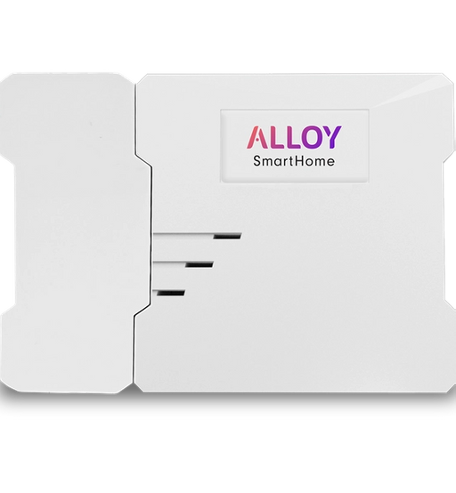 All SmartHome Smart Hub front view