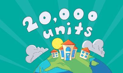 SmartRent surpasses 20,000 unit installations