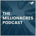 The Millionacres Podcast logo
