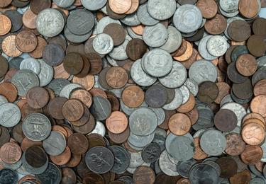 America coins of all values
