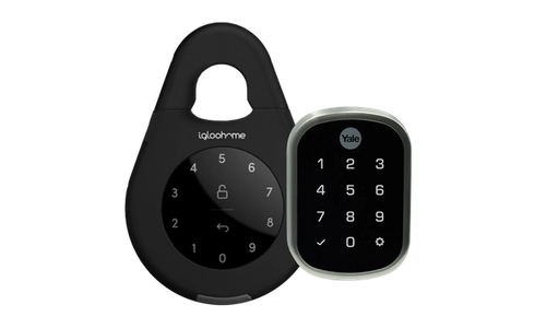 smart lock and lock box