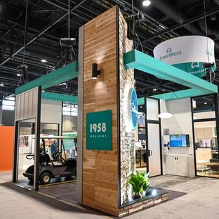 image of smartrent booth at naa
