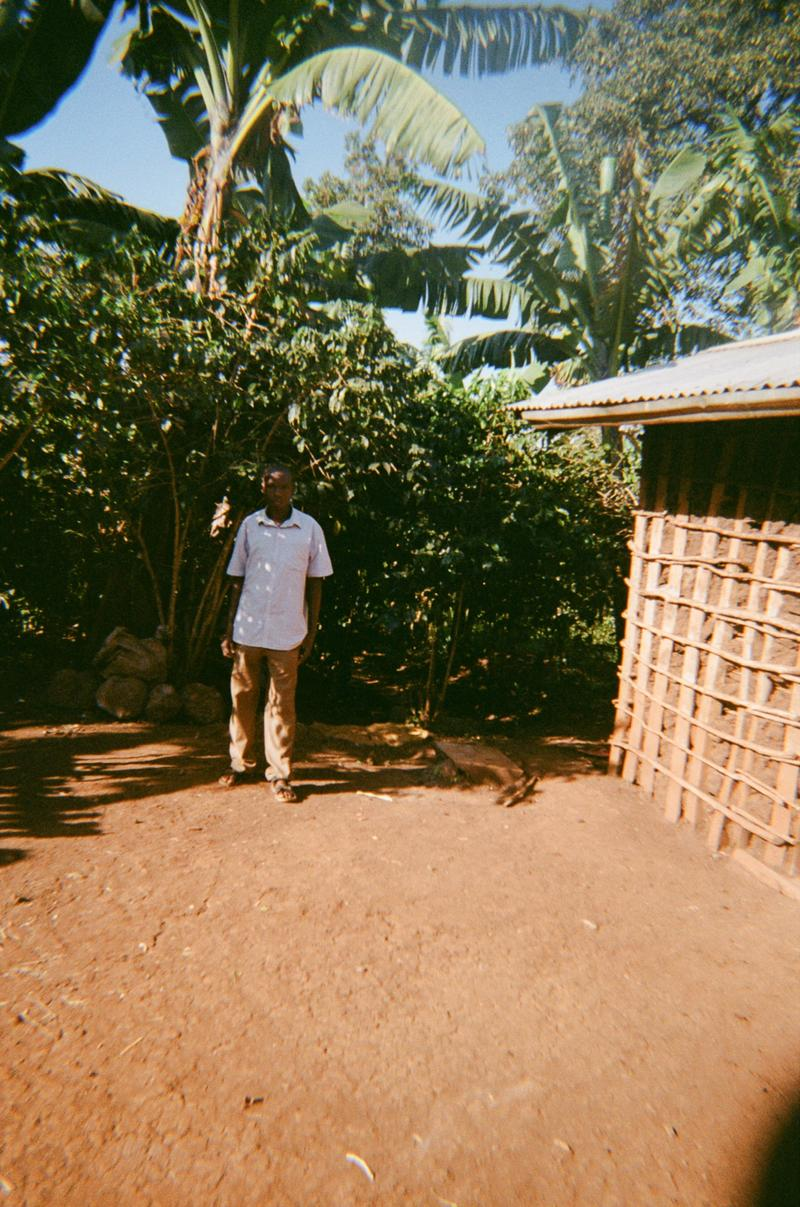 Musani Alfred. This is my second beloved brother, born of 1974, aged 47 yrs old.
