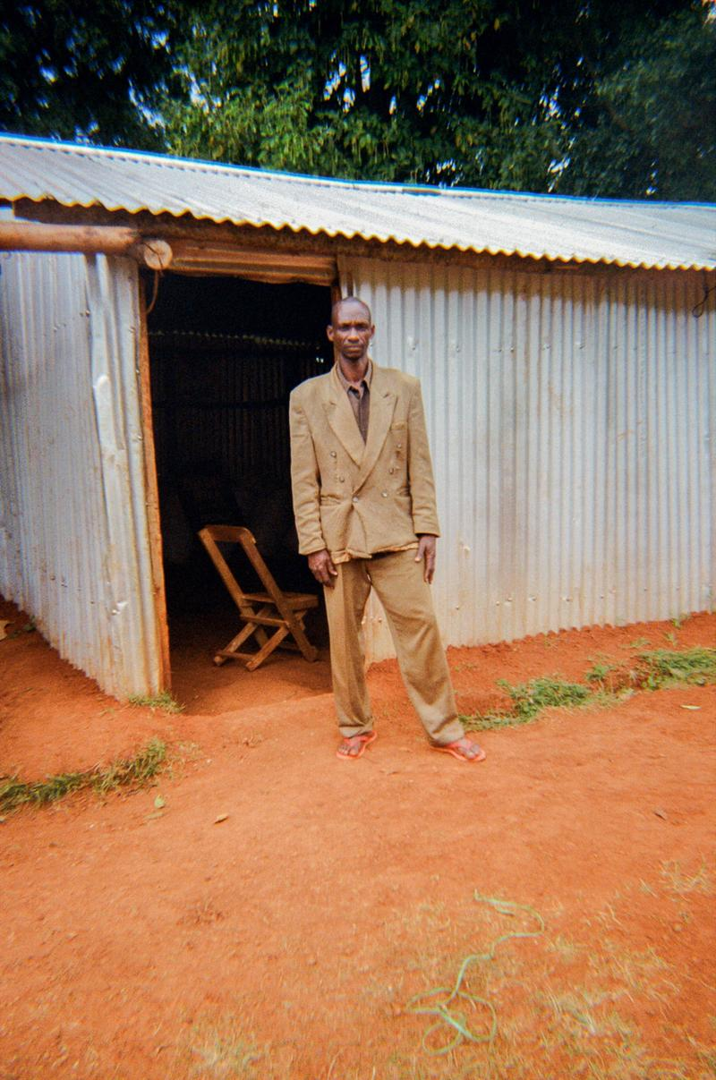I am Chebet Michael. I am aged 48 years, born 1972. I am from Ngenyin Village, Mariny Parish, Amukoh sub-county, Kapchorwa district bordering Sipi sub-country - working as a security person as well as a Supervisor in Zukuka Bora Company.