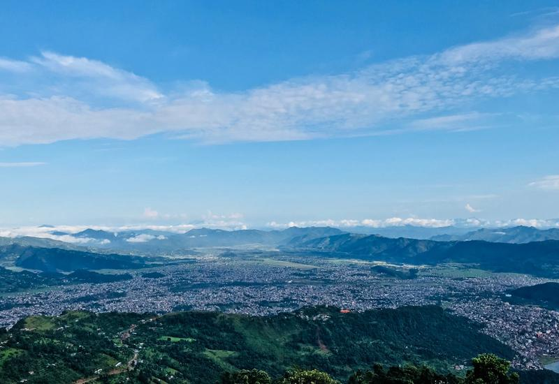 Clear Pokhara Valley
