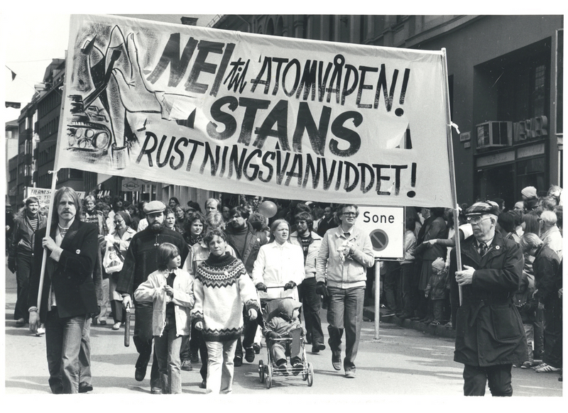 Sammen mot atomvåpen - god kampdag!