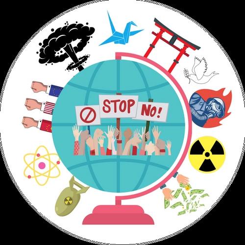Bestill skolebesøk fra Nei til Atomvåpen
