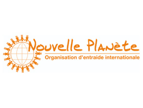 Logo of Nouvelle Planète