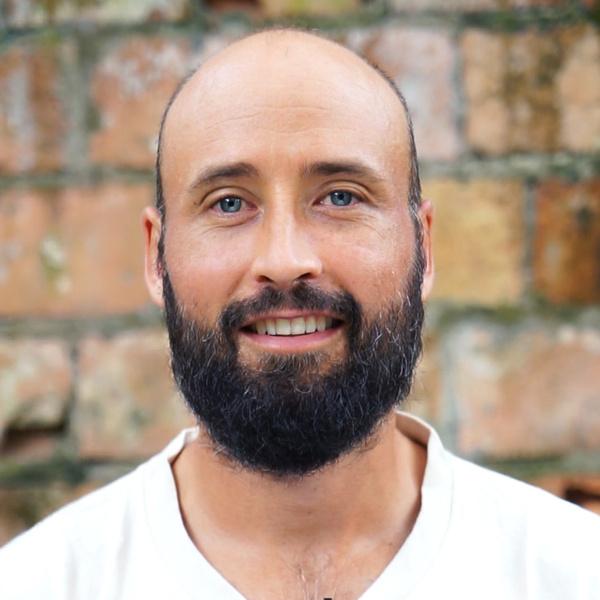 Portrait of Stefan Kistler