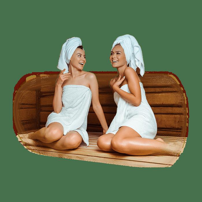 Sauna Etiquette Lesson