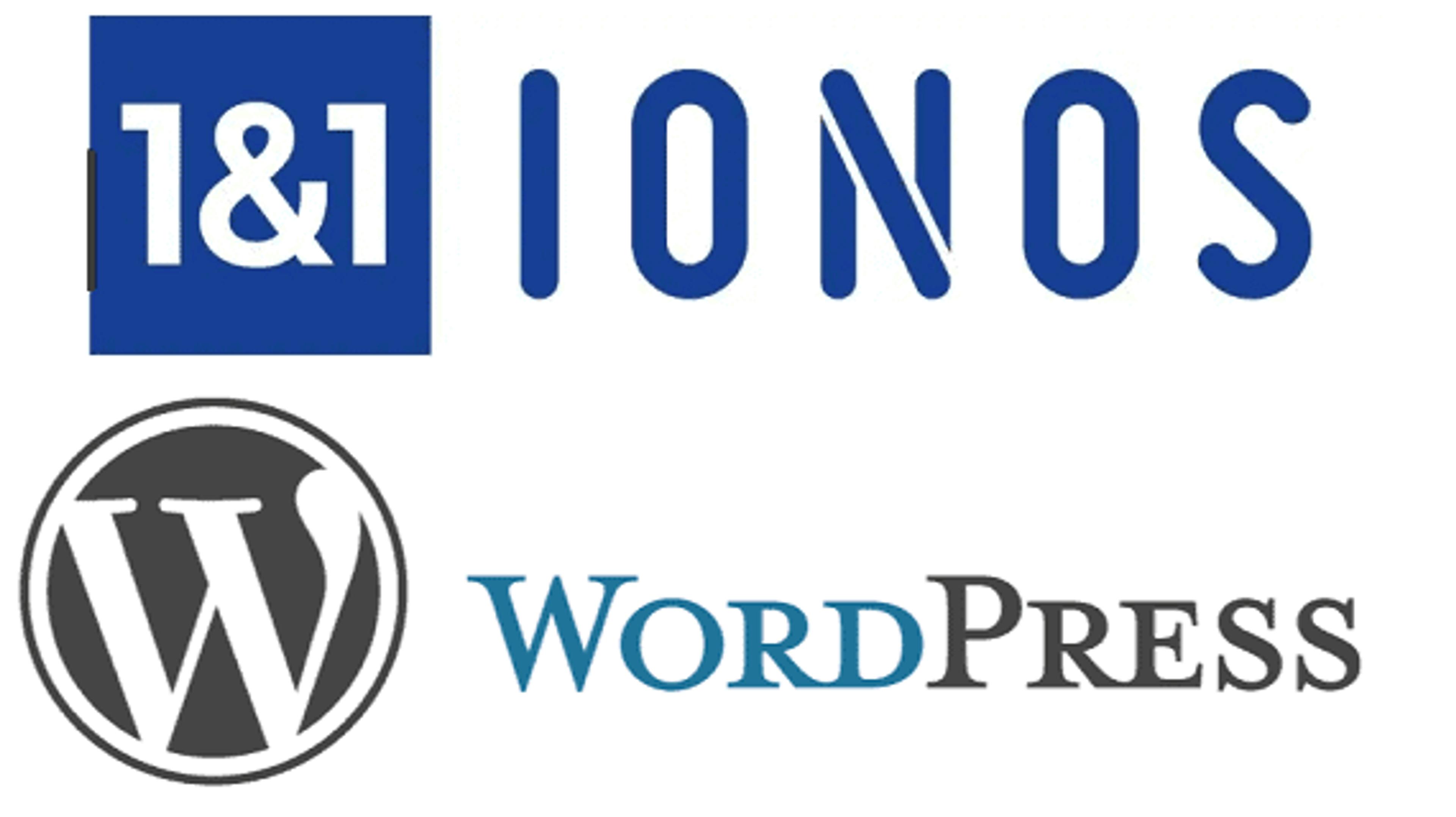 La solution Wordpress managée par IONOS était une excellente option pour démarrer rapidement