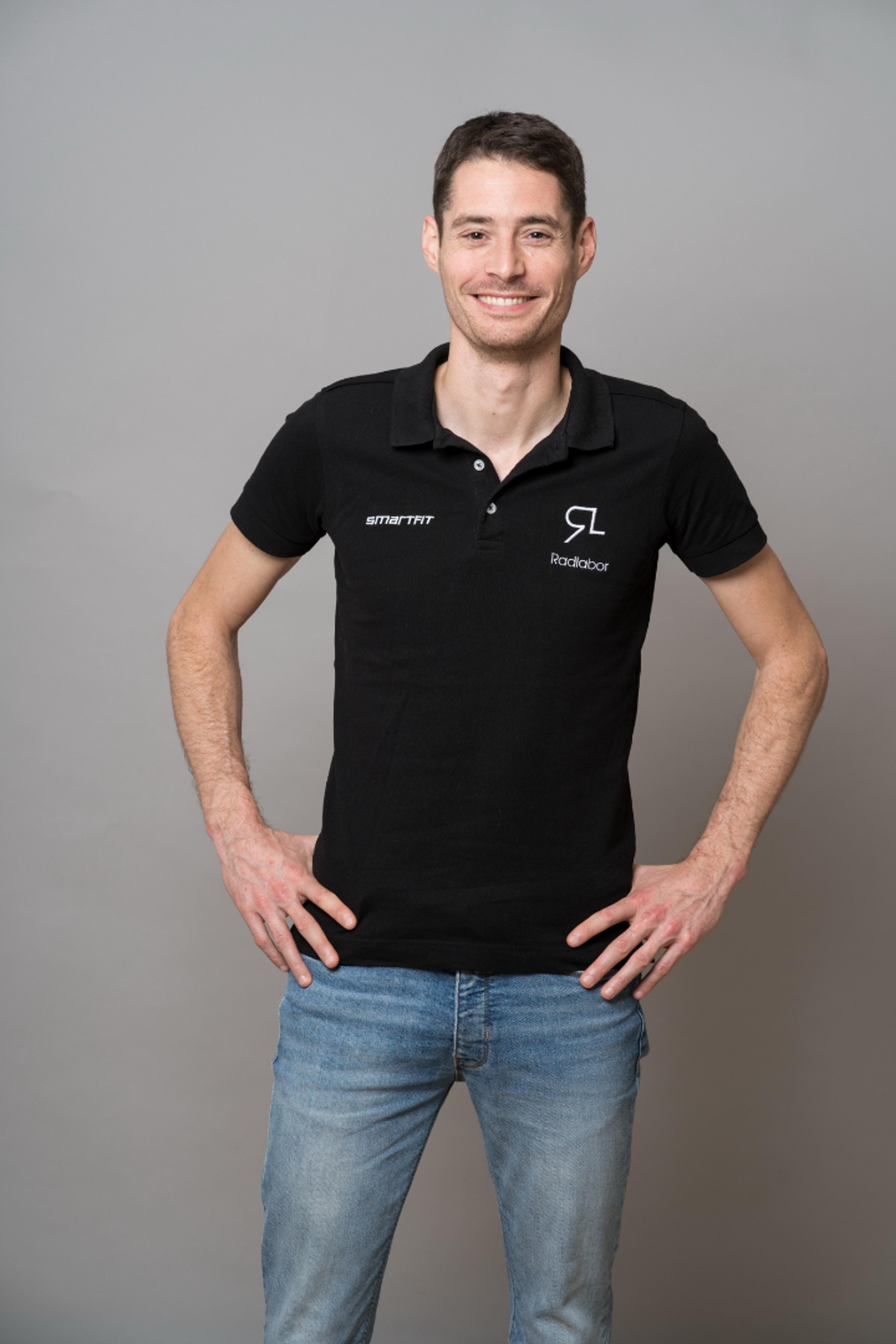 Photo of Andreas Bruch – CEO Smartfit
