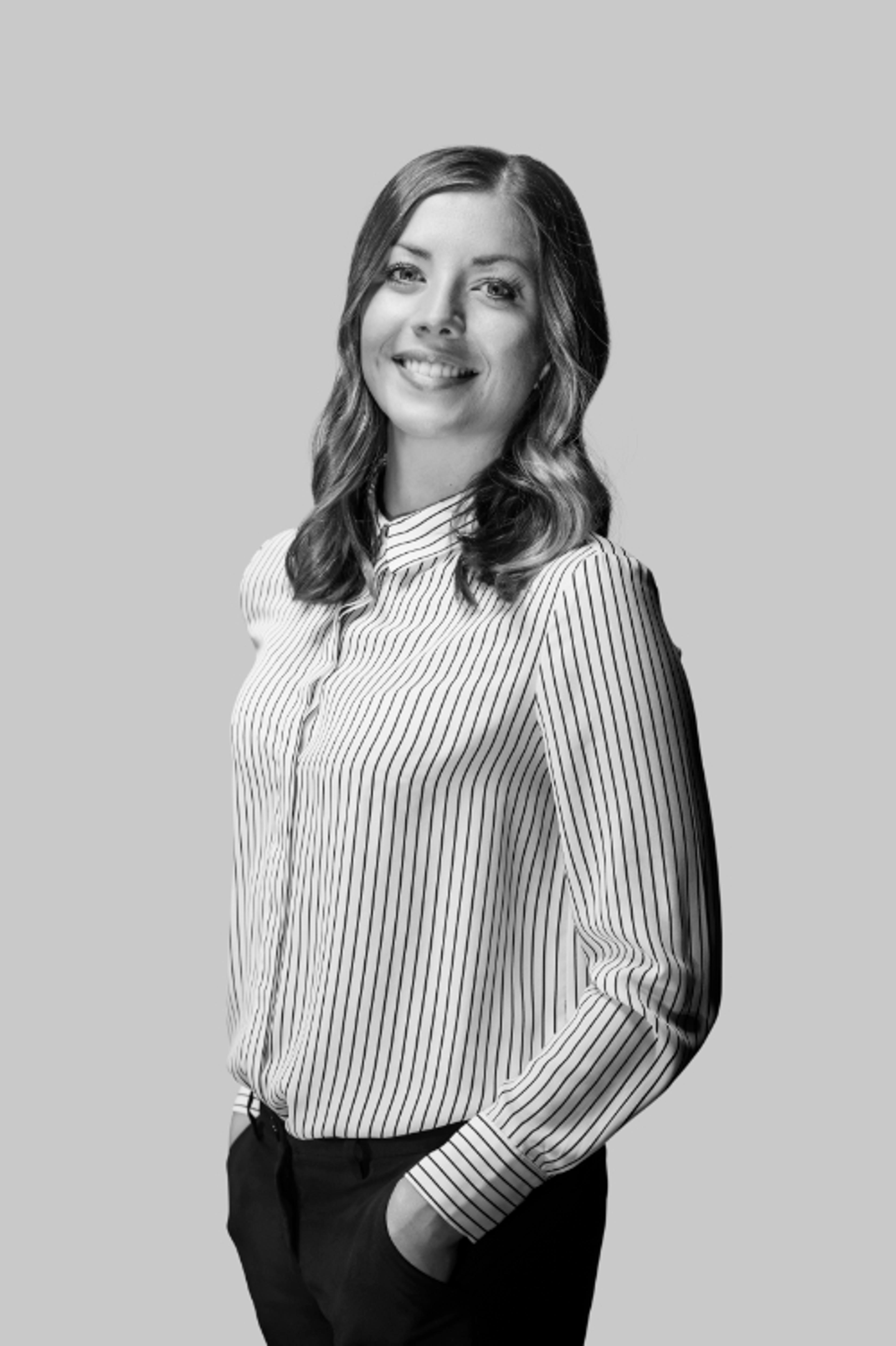 Photo of Jacqueline Krüger – Recruiting Manager at FTI-Andersch