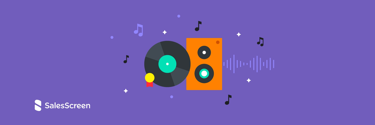 SalesScreen Top 25 Sales Motivation Songs