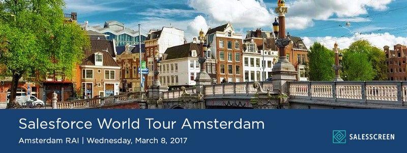 Salesforce World Tour—Amsterdam