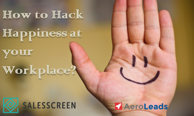 How to Hack Happiness at Your Workplace for Better Productivity