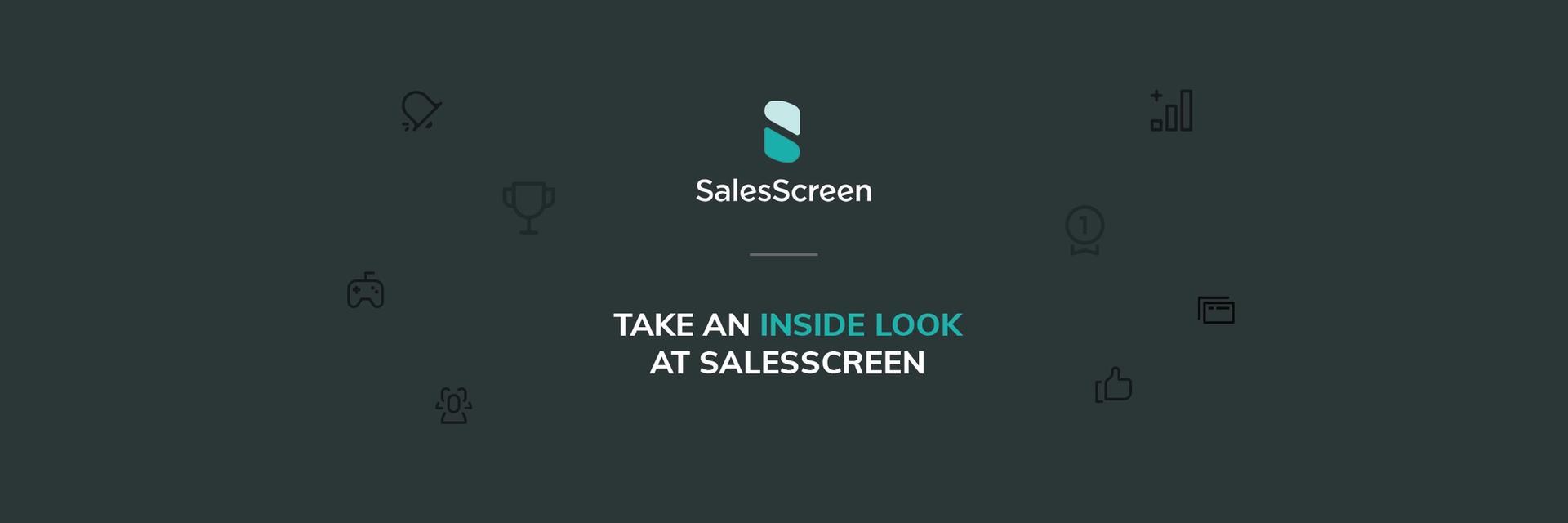 SalesScreen Inside Look
