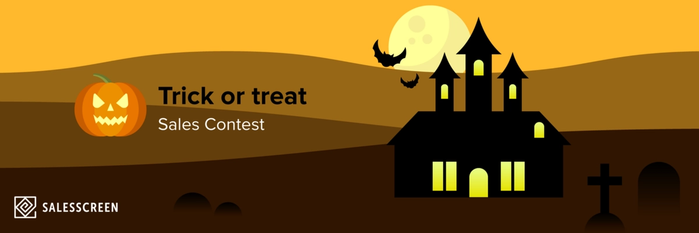 Halloween Sales Competition